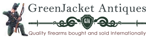 Green Jacket Antiques - Antique guns & rifles